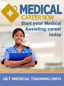 Picture of medical career now catalog from Medical Career Now catalog