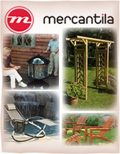 Picture of lawn garden decor from Mercantila  Garden catalog