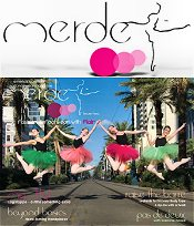 Picture of dancewear apparel from Merde Girl  catalog