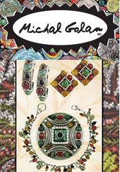 Picture of Michal Golan jewelry from Michal Golan Gallery catalog