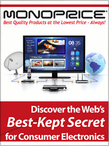 Picture of monoprice coupon code from Monoprice Electronics and Accessories catalog
