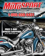 Picture of Harley Davidson parts from Motosport - Harley Davidson catalog