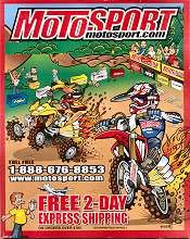 Picture of dirtbikes from Motosport - Offroad catalog