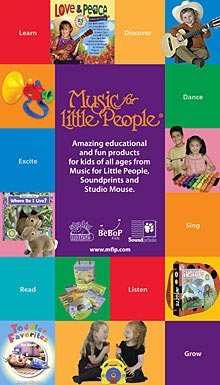 Picture of Music For Little People from Music For Little People catalog