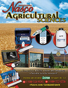 Picture of farm supply catalog from Agricultural Sciences from Nasco catalog