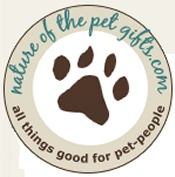 Picture of dog gifts for people from Nature of the Pet Gifts catalog
