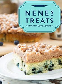 Picture of nenes treats catalog from Nene's Treats catalog