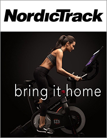 Picture of NordicTrack from NordicTrack catalog