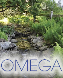 Picture of omega institute from Omega Institute catalog
