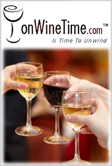Picture of types of wine from onWineTime catalog