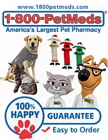 Picture of 1800 pet meds coupon from 1-800-PetMeds catalog