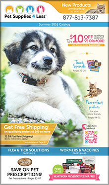 Picture of discount pet medicine from Pet Supplies 4 Less - Lambriar Vet catalog