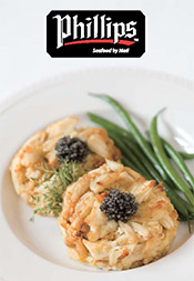 Picture of Phillips Seafood from Phillips Seafood by Mail catalog