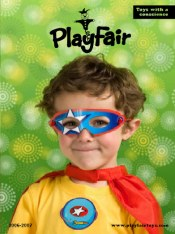 Picture of educational play toys from PlayFair Toys catalog