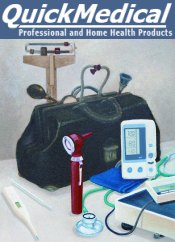 Picture of medical equipment dealers from Quick Medical Supply catalog