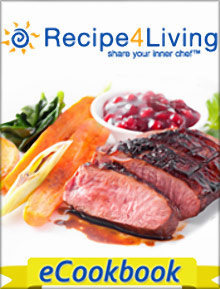 Picture of free online recipes from Recipe 4 Living catalog