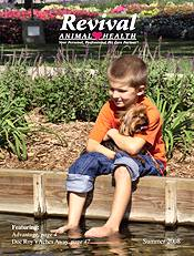 Picture of online pet supply from Revival Animal Health catalog