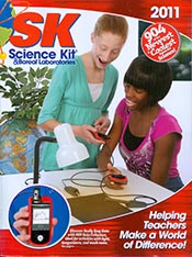 Picture of science education materials from ScienceKit.com catalog