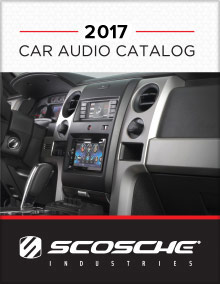 Picture of Scosche from SCOSCHE - Car Audio catalog