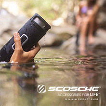 Picture of scosche from SCOSCHE - Consumer Technology catalog