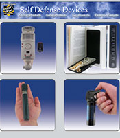 Self Defense Devices
