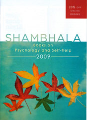 Picture of Buddhist symbols from Shambhala Publications catalog