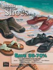 Sierra Shoes etc