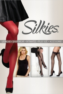 Picture of silkies pantyhose from Silkies.com catalog
