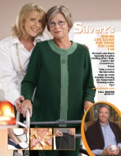 Picture of adaptive clothing from Silvert's catalog