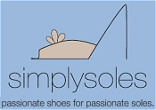 Picture of women's designer shoes from Simply Soles catalog