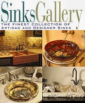 Picture of artisan sink from SinksGallery.com catalog