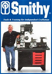 Picture of metalworking tools from  Smithy Machine Tools and Accessories  catalog
