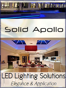 Picture of led lighting systems from Solid Apollo catalog