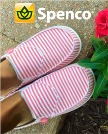 Picture of spenco insoles from Spenco Foot Care catalog