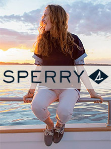 Picture of sperry shoe catalog from Sperry catalog