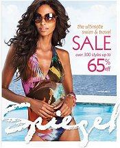 Picture of ladies swimwear from Spiegel Swimwear catalog