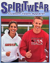 Picture of school spirit wear from Spiritwear Custom Team Apparel catalog