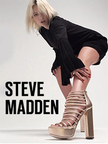 Picture of steve madden shoes from Steve Madden Shoes catalog