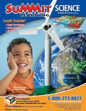 Picture of kids science projects from Summit Science catalog