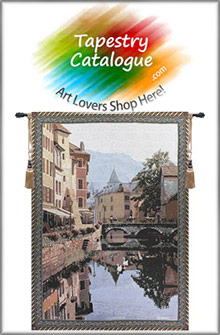 Picture of tapestry wall hanging from Tapestry Catalog catalog
