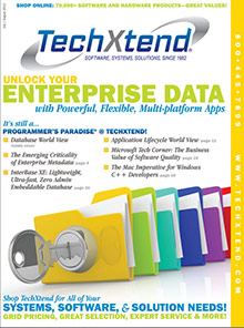 Picture of computer solutions from TechXtend catalog