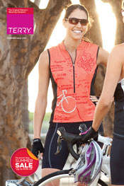 Picture of womens cycling apparel from Terry Bicycles - Womens Cycling Apparel catalog