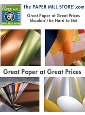 Picture of wholesale paper goods from  The Paper Mill Store catalog