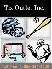 Picture of buy sports tickets online from TixOutlet.com catalog