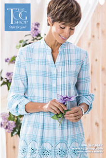 Picture of misses clothing from Tog Shop catalog
