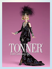 Picture of tonner dolls from Tonner Doll Co. catalog