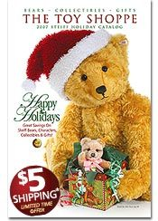 Picture of collectible baby dolls from The Toy Shoppe catalog