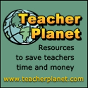 Picture of classroom resources from TeacherPlanet.com catalog