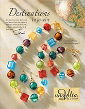 Picture of handcrafted artisan jewelry from Uno Alla Volta catalog
