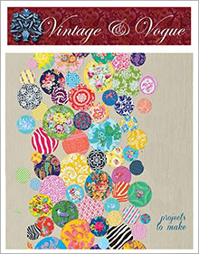 Picture of vintage and vogue catalog from Vintage and Vogue catalog